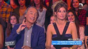Caroline Ithurbide dans Touche pas à mon Poste - 05/07/16 - 09