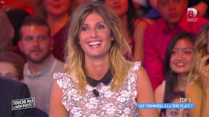 Caroline Ithurbide dans Touche pas à mon Poste - 06/07/16 - 08