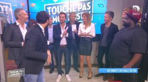 Caroline Ithurbide dans Touche pas à mon Poste - 07/10/15 - 10