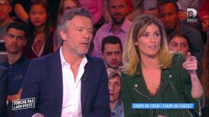 Caroline Ithurbide dans Touche pas à mon Poste - 08/04/16 - 06