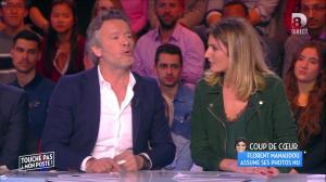 Caroline Ithurbide dans Touche pas à mon Poste - 08/04/16 - 07