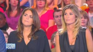 Caroline Ithurbide dans Touche pas à mon Poste - 09/06/15 - 05
