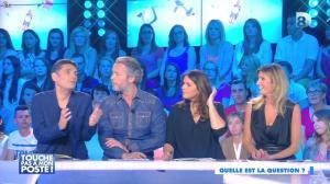 Caroline Ithurbide dans Touche pas à mon Poste - 09/06/15 - 06