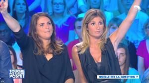 Caroline Ithurbide dans Touche pas à mon Poste - 09/06/15 - 07