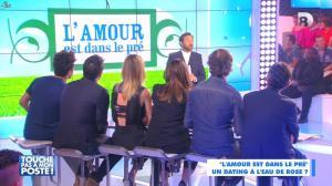 Caroline Ithurbide dans Touche pas à mon Poste - 09/06/15 - 08