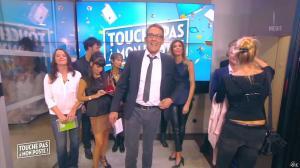 Caroline Ithurbide dans Touche pas à mon Poste - 09/10/15 - 01