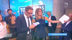 Caroline Ithurbide dans Touche pas à mon Poste - 09/10/15 - 09