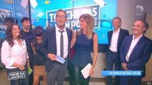 Caroline Ithurbide dans Touche pas à mon Poste - 09/10/15 - 18