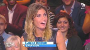 Caroline Ithurbide dans Touche pas à mon Poste - 09/10/15 - 24
