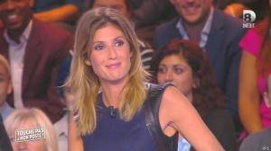 Caroline Ithurbide dans Touche pas à mon Poste - 09/10/15 - 25