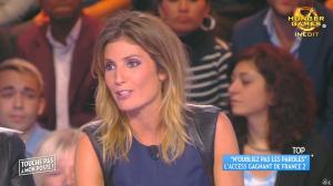 Caroline Ithurbide dans Touche pas à mon Poste - 09/10/15 - 26