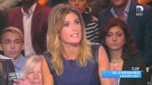Caroline Ithurbide dans Touche pas à mon Poste - 09/10/15 - 28