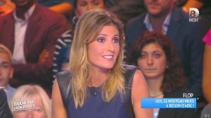 Caroline Ithurbide dans Touche pas à mon Poste - 09/10/15 - 29