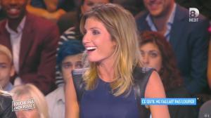 Caroline Ithurbide dans Touche pas à mon Poste - 09/10/15 - 30