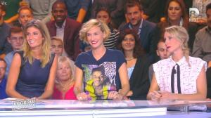 Caroline Ithurbide dans Touche pas à mon Poste - 09/10/15 - 32