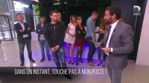 Caroline Ithurbide dans Touche pas à mon Poste - 12/05/16 - 01