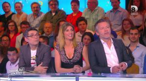 Caroline Ithurbide dans Touche pas à mon Poste - 15/04/16 - 02