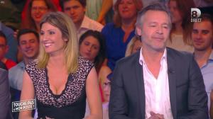Caroline Ithurbide dans Touche pas à mon Poste - 15/04/16 - 05