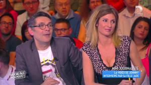 Caroline Ithurbide dans Touche pas à mon Poste - 15/04/16 - 10
