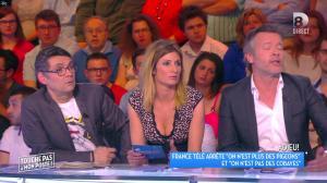 Caroline Ithurbide dans Touche pas à mon Poste - 15/04/16 - 11