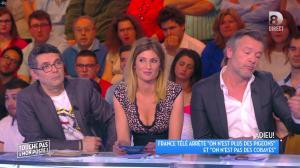 Caroline Ithurbide dans Touche pas à mon Poste - 15/04/16 - 12