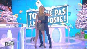 Caroline Ithurbide dans Touche pas à mon Poste - 18/12/15 - 06