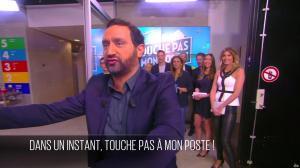 Caroline Ithurbide dans Touche pas à mon Poste - 19/04/16 - 01