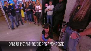 Caroline Ithurbide dans Touche pas à mon Poste - 19/04/16 - 02