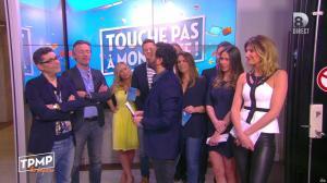 Caroline Ithurbide dans Touche pas à mon Poste - 19/04/16 - 04