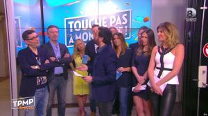 Caroline Ithurbide dans Touche pas à mon Poste - 19/04/16 - 05