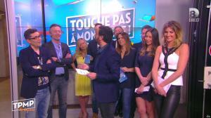 Caroline Ithurbide dans Touche pas à mon Poste - 19/04/16 - 06