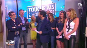 Caroline Ithurbide dans Touche pas à mon Poste - 19/04/16 - 07