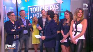 Caroline Ithurbide dans Touche pas à mon Poste - 19/04/16 - 08