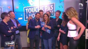 Caroline Ithurbide dans Touche pas à mon Poste - 19/04/16 - 11