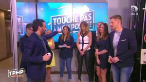 Caroline Ithurbide dans Touche pas à mon Poste - 19/04/16 - 14