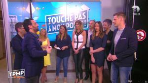 Caroline Ithurbide dans Touche pas à mon Poste - 19/04/16 - 15