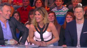 Caroline Ithurbide dans Touche pas à mon Poste - 19/04/16 - 25