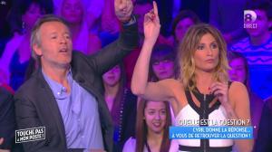 Caroline Ithurbide dans Touche pas à mon Poste - 19/04/16 - 27