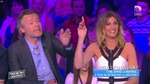 Caroline Ithurbide dans Touche pas à mon Poste - 19/04/16 - 28