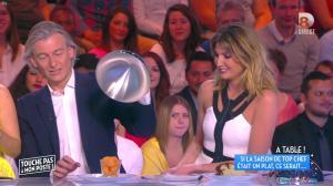 Caroline Ithurbide dans Touche pas à mon Poste - 19/04/16 - 34