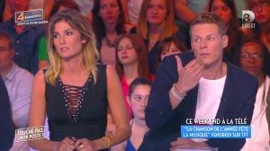 Caroline Ithurbide dans Touche pas à mon Poste - 20/06/16 - 05