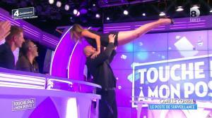 Caroline Ithurbide dans Touche pas à mon Poste - 20/06/16 - 15