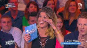 Caroline Ithurbide dans Touche pas à mon Poste - 20/06/16 - 18