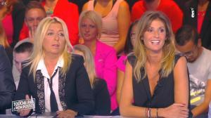 Caroline Ithurbide dans Touche pas à mon Poste - 21/09/15 - 07