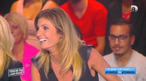 Caroline Ithurbide dans Touche pas à mon Poste - 21/09/15 - 09