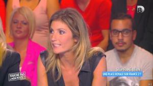 Caroline Ithurbide dans Touche pas à mon Poste - 21/09/15 - 10