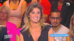 Caroline Ithurbide dans Touche pas à mon Poste - 21/09/15 - 11
