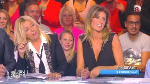 Caroline Ithurbide dans Touche pas à mon Poste - 21/09/15 - 21