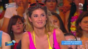 Caroline Ithurbide dans Touche pas à mon Poste - 22/06/16 - 18