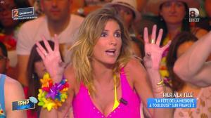 Caroline Ithurbide dans Touche pas à mon Poste - 22/06/16 - 19
